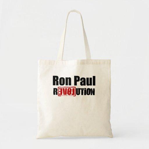 Revolución de Ron Paul:: $13,95 Bolsa Tela Barata