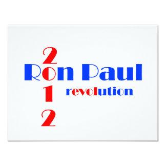 Revolución de Ron Paul 2012 Comunicados Personales