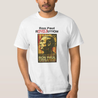 ¡Revolución de Ron Paul - América le necesita Remera