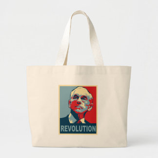 Revolución de Ron Paul Bolsa De Mano