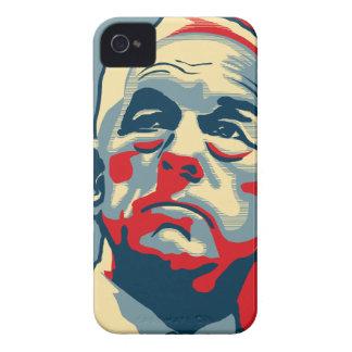 Revolución de Ron Paul Case-Mate iPhone 4 Funda
