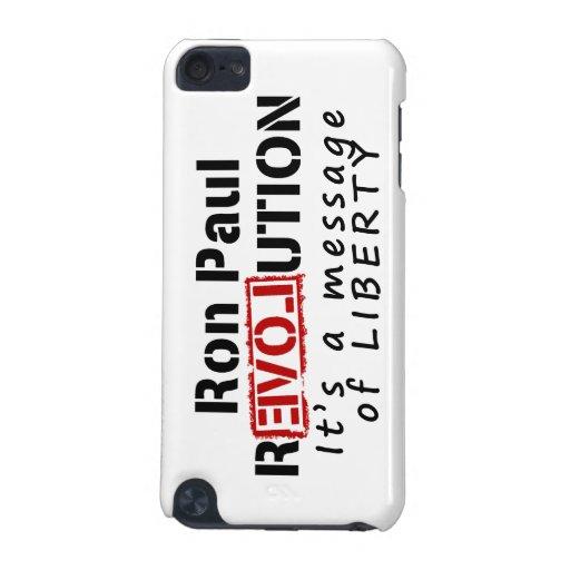 Revolución de Ron Paul es un mensaje de la liberta