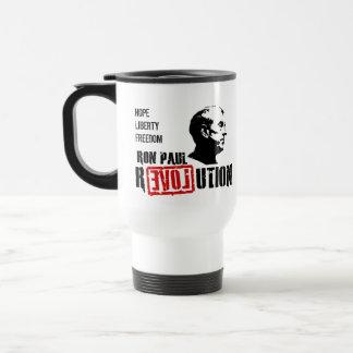 Revolución de Ron Paul - esperanza de la taza de