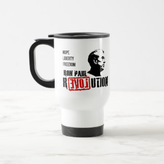 Revolución de Ron Paul - esperanza de la taza de A