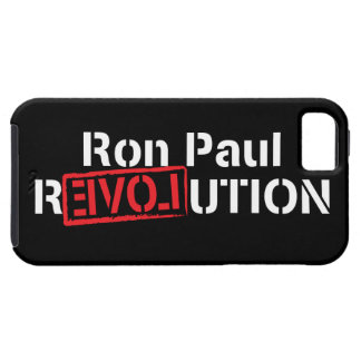 Revolución de Ron Paul iPhone 5 Case-Mate Fundas