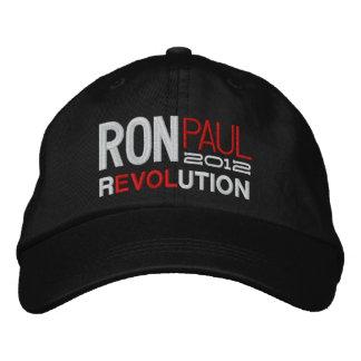 Revolución de Ron Paul Gorra Bordada
