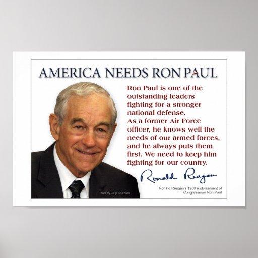 Revolución de Ron Paul Impresiones