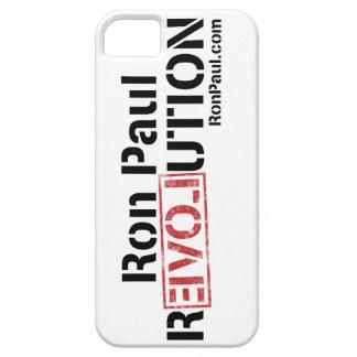 Revolución de Ron Paul iPhone 5 Carcasas