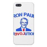 Revolución de Ron Paul iPhone 5 Cobertura