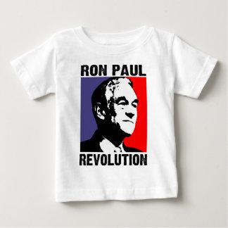Revolución de Ron Paul T-shirt