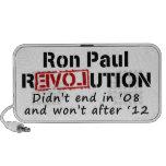 Revolución de Ron Paul que no terminó en '08 iPod Altavoz