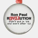 Revolución de Ron Paul que no terminó en '08 Ornamentos Para Reyes Magos