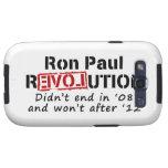 Revolución de Ron Paul que no terminó en '08 Galaxy S3 Cárcasas