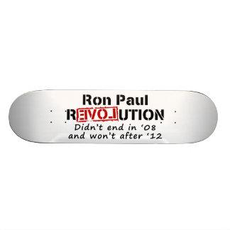 Revolución de Ron Paul que no terminó en '08 Monopatines