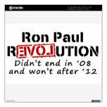 Revolución de Ron Paul que no terminó en '08 MacBook Air 27,9cm Skins
