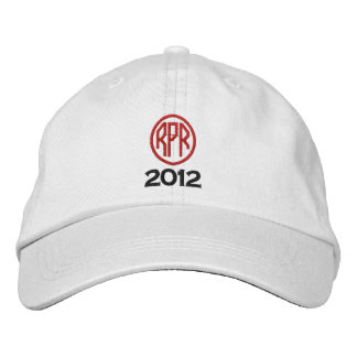 Revolución de Ron Paul RPR 2012 Gorra De Beisbol
