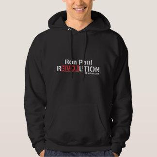 Revolución de Ron Paul Sudadera Con Capucha