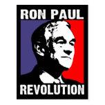 Revolución de Ron Paul Tarjeta Postal