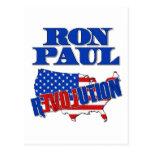 Revolución de Ron Paul Tarjetas Postales