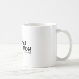 Revolución de Ron Paul Taza De Café