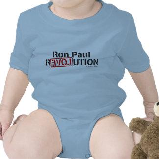 Revolución de RonPaul Traje De Bebé