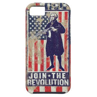 Revolución de Washington iPhone 5 Fundas