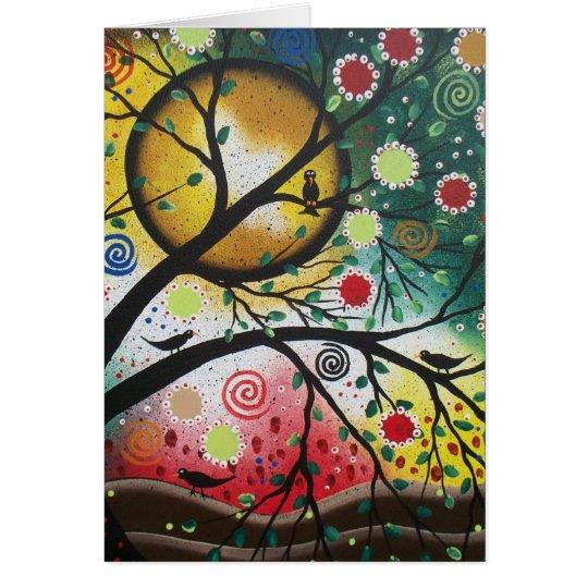 Revolución del color por Lorri Everett Tarjeta De Felicitación