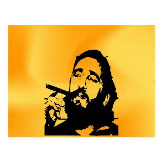 Revolución del cubano de Castro Fidel Postales