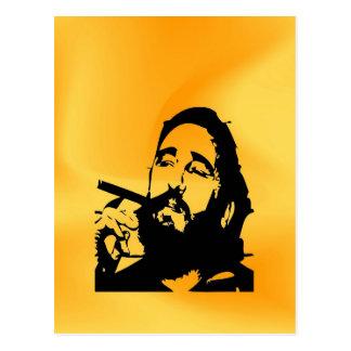 Revolución del cubano de Castro Fidel Tarjeta Postal