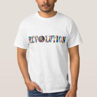 Revolución del Hippie Playera