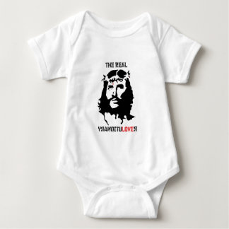Revolución del Jesucristo Body Para Bebé