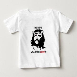 Revolución del Jesucristo Playera De Bebé