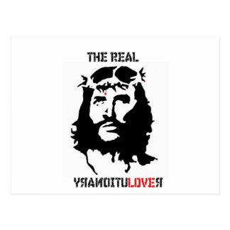 Revolución del Jesucristo Postales