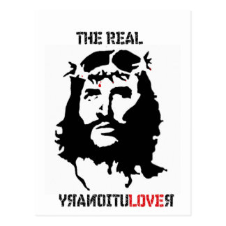 Revolución del Jesucristo Tarjetas Postales