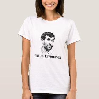 Revolución del la de Ahmadinejad - de Viva Playera