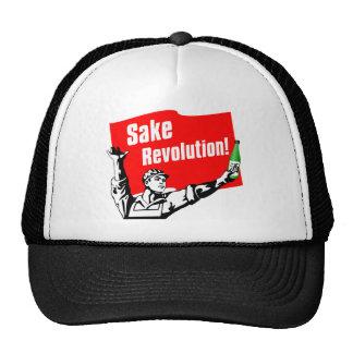 ¡Revolución del motivo! Gorros