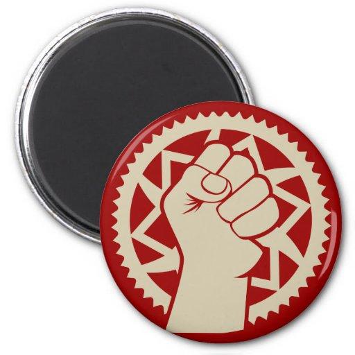 Revolución del poder de Chainring Iman De Frigorífico
