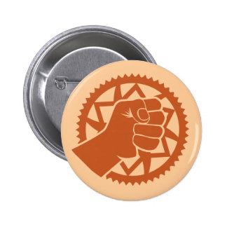 Revolución del poder de Chainring Pin Redondo 5 Cm