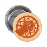 Revolución del poder de Chainring Pins