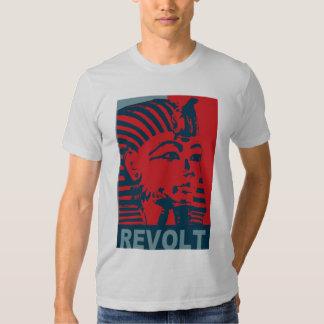 """Revolución egipcia 2011 de la """"rebelión"""" de rey remeras"""