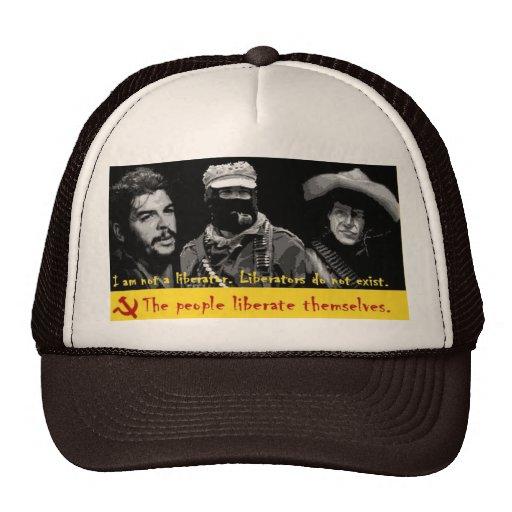 revolucion. gorras