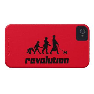 Revolución iPhone 4 Case-Mate Fundas