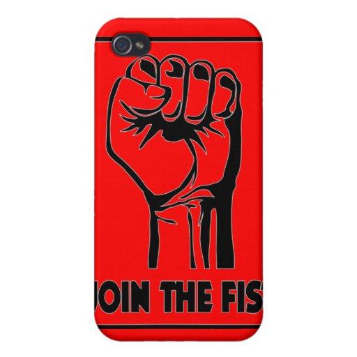 Revolución iPhone 4 Fundas