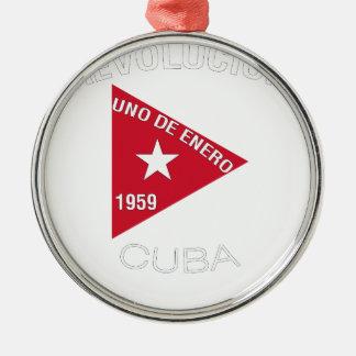 Revolución Metal Ornament