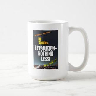 Revolución nada menos - taza