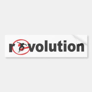 Revolución Pegatina Para Auto