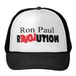 Revolución Ron Paul .png Gorros