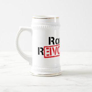 Revolución Stein de Ron Paul Jarra De Cerveza