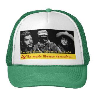 revolucion trucker hat