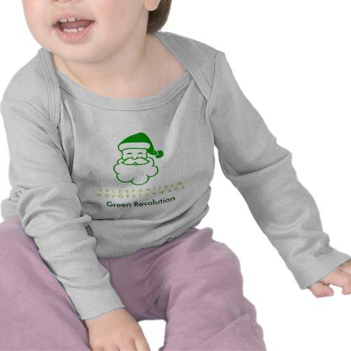 Revolución verde - SANTA la ama TAMBIÉN Camiseta